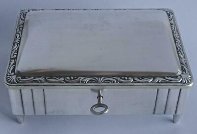 WMF Art Nouveau Jewellery Box