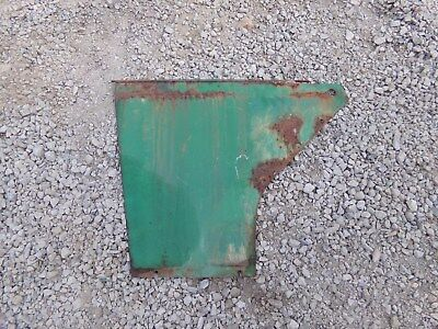 Oliver 770 gas tractor  Right side back panel