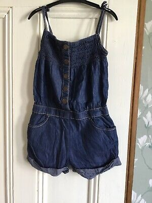 Girls Next Shorts Playsuit Aged 5 Years