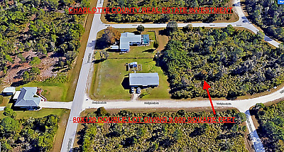 Punta Gorda  Florida, Fabulous Double Homesite Lot, No Reserve