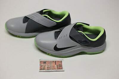 quality design 1ad53 7be01 Nike Tiger Woods TW  17 Golf Shoe - Wolf Gray Black Green -