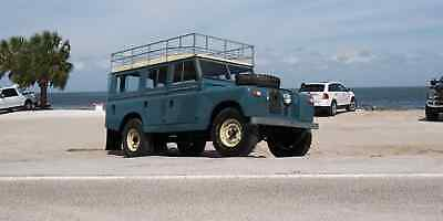 1960 Land Rover Other  land rover series 2a