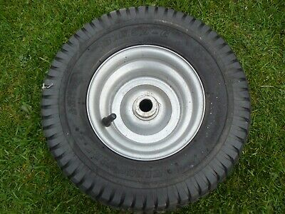 Patterson Products Golf Buggy - Driven wheel & tyre 13x6.50 - 6, Axle Size 20mm