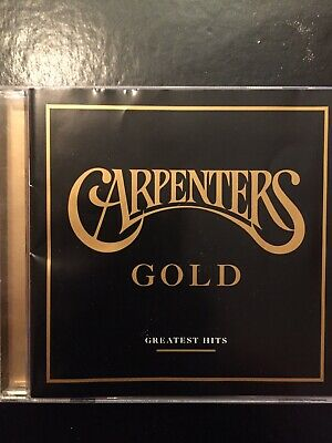 The Carpenters Gold Greatest Hits Used 20 Track Best Of Cd 70s 80s Easy Pop