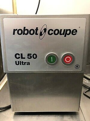 Robot Coupe Cl50 Ultra Professional Food Processor