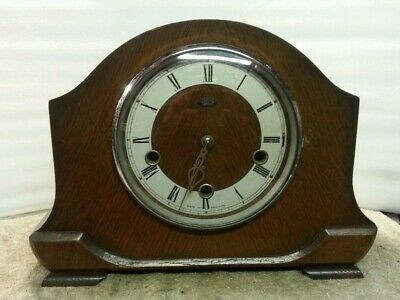 Antique smiths enfield westminster clock