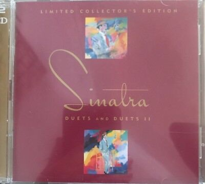 Frank Sinatra: Duets & Duets II:  90th Birthday Edition (CD)