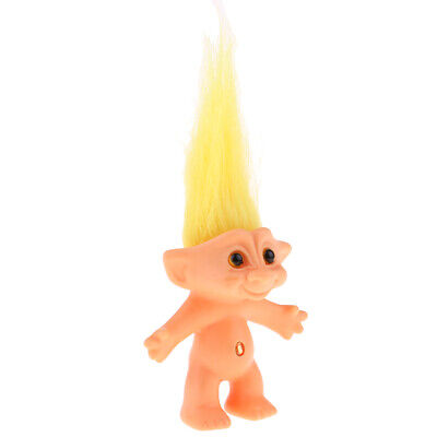 10cm Nude Troll Lucky Doll Leprocauns Doll Toy Party Favors Pencil Topper #C