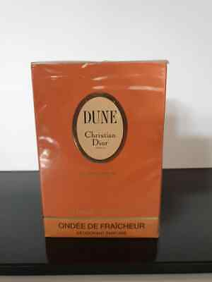 Christian Dior Dune Perfumed Deodorant Spray 100ml New