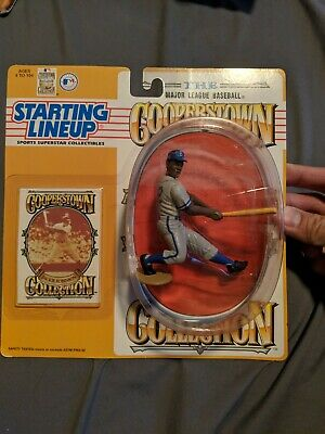 Starting Lineup SLU 1994 COOPERSTOWN collection Jackie Robinson #8