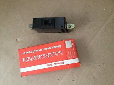 dorman smith loadmaster single pole circuit breaker 30a