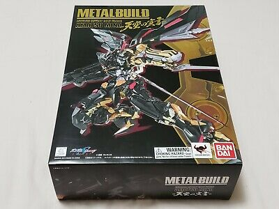 GUNDAM ASTRAY GOLD FRAME AMATSU MINA Gundam Metal Build (Bandai) Brand New