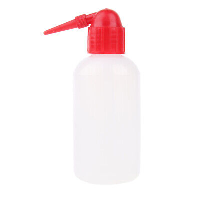 250ml Plastic Graduated Lab Safety Wash Bottle Tattoo Squeeze Wash Bottle