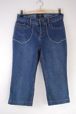 Sonoma Life + Style Cropped Capri Jeans - Size 6P