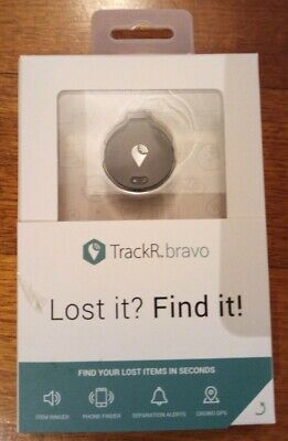 TrackR Bravo Phone finder, Bluetooth, Crowd GPS Replacement Battery Brand New