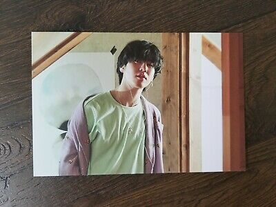 "Official GOT7 Yugyeom ""Present You"" Postcard Pre-Order Benefit, Brand New/Mint"