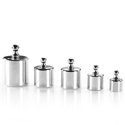 PRECISION BALANCE CALIBRATION WEIGHT FOR DIGITAL SCALE POCKET 100g 200g