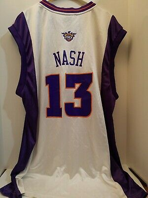 1cdbe9806ca9 STEVE NASH  13 Phoenix Suns All Colors Throwback Swingman Basketball ...