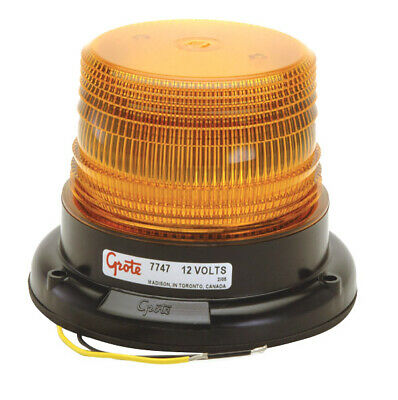 Grote 77473 Mighty Mini LED Strobe (Permanent Mount)