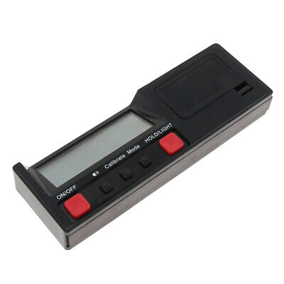 Mini LCD Digital Inclinometer Protractor Bevel Box Angle Gauge Magnet