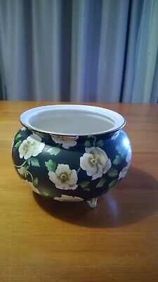 antique china bowl...hand painted..made in England