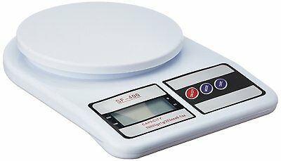 Multipurpose Electronic Kitchen Digital Weighing Scale, 10 Kg Capacity FShip RG
