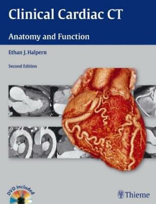 Clinical Cardiac CT Anatomy and Function. With E-Book 5282