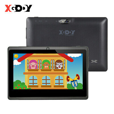 """2019 NEW Version XGODY 7"""" Android 8.1 Tablet PC Quad-Core IPS Bluetooth 8GB WiFi"""