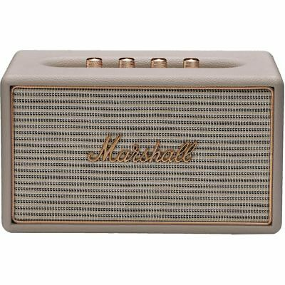 MARSHALL Acton Bluetooth Wireless Smart Sound Speaker - Cream