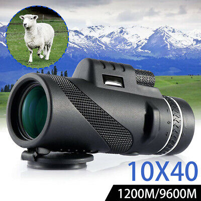 ARCHEER 40X60 HD Day &Night Vision Dual Focus Optics Zoom Monocular Telescope !!
