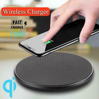 Samsung Qi Induktive Ladestation Wireless Charger Galaxy S10 S9 Plus S8 S7+ S6