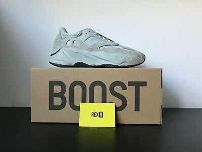 11826bfd04ac1 ADIDAS YEEZY BOOST 700 Salt - UK4 US4.5 - ORDER SHIPPED RARE KANYE ...