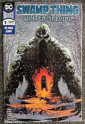 Swamp Thing #1 Winter Special (First Print)