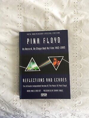 Pink Floyd - Reflections And Echoes (DVD, 2006, 2-Disc Set)