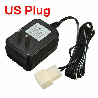 6V Battery charger for kids Electric Ride on Cars Jeep Quad Bike US Plug