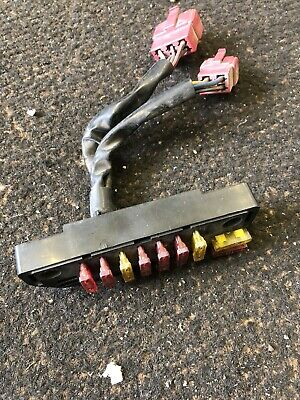 Honda Cbr1000 F Fuse Box From A F Reg Sc24
