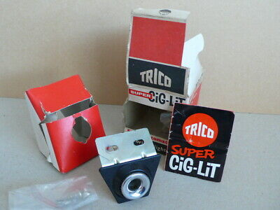 Trico  Super Cig-Lit   Car Cigarette Lighter   Boxed Vintage Automobilia 1960's