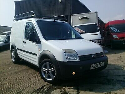 2007 Ford Transit Connect 1.8 Tdci Lx 220 Good Spec Very Clean Tidy Van Long Mot