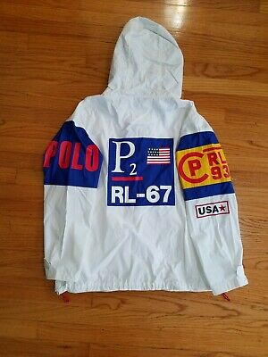 a77e93b16 NWT SMALL Retro Polo Ralph Lauren P2 CPRL CP93 Regatta LTD sailing Jacket RL -67