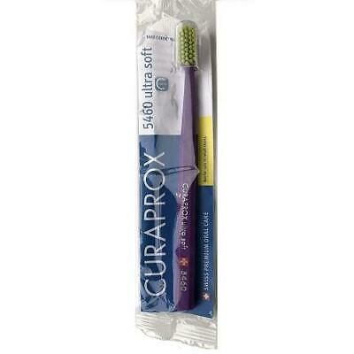 Curaprox CS 5460 Cellowrap Sensitive Ultrasoft Toothbrush x 2 Pack