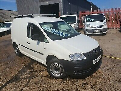 2008 Ford Transit Connect 1.8 Tdci Red Genuine Low Miles! Nicr Tidy Van!