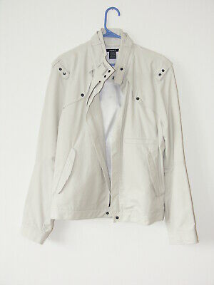 Filippa K Off White Military Jacket Size M Acne Tiger Of Sweden Free Shipping