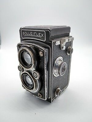 Automatic Rolleiflex Type 4 - Good Working Condition