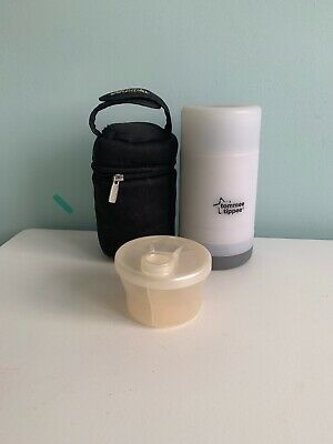 Tommee Tippee Insulated Bottle Bag, Insulated Warmer Milk Container