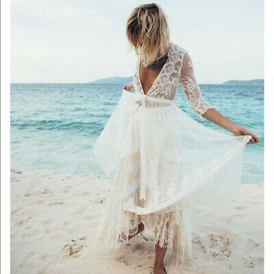 Spell And The Gypsy Canyon Moon Duster L Bnwt Sexy💕