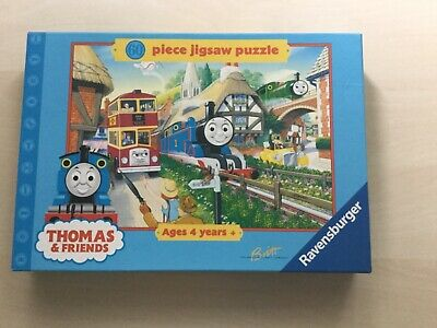 Ravensburger 7327 Thomas and Friends Clock Puzzle Jigsaw Puzzle 60 Pieces