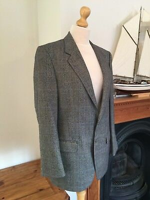 Austin Reed Tailored Sackville Pure New Wool Mens Blazer Jacket Size 38 R 24 95 Picclick Uk