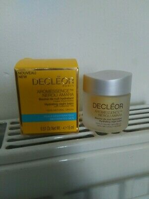 BN Decleor Neroli Amara Night Balm - 15ml RRP £42