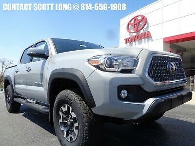 2019 Toyota Tacoma New 2019 Double Cab 4x4 3.5L 4WD TRD Off-Road