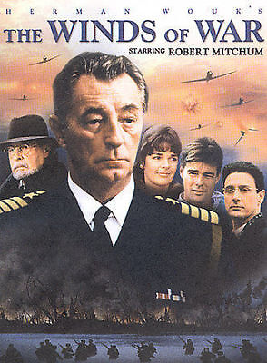 The Winds of War (DVD, 6-Disc Set) NEW, COLLECTOR'S EDITION -FREE SHIPPING